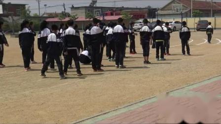 《耐久跑》科学版五年级体育,汪兆丹