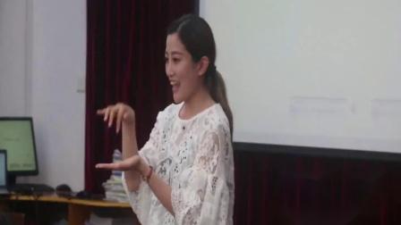 人音版音乐六下第6课《火车来了》课堂教学视频实录-袁倩猗