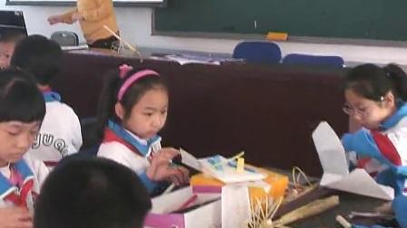 小学美术人美版三下《第16课 秸秆造型》北京张雪