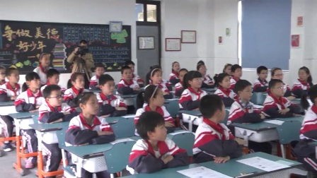 人教版英语四下第三单元《Read and write》课堂教学视频实录-张亚君