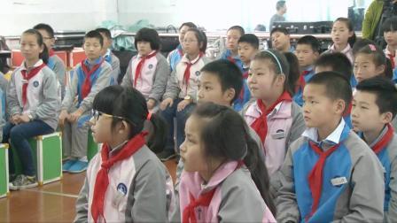 人音版音乐四下第1课《那不勒斯舞曲》课堂教学视频实录-李巧玲