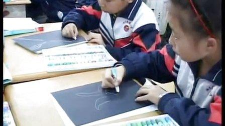 浙美版小学美术四年级《生长的植物》优质课教学视频