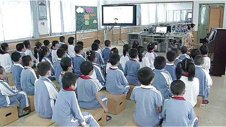 广东客家民歌《落水天》小学一年级音乐塘朗小学张丽红