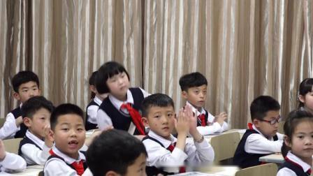 《找规律》人教2011课标版小学数学一下教学视频-浙江温州市_苍南县-李林林