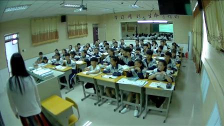 人教2011课标版生物七下-4.3.2《发生在肺内的气体交换》教学视频实录-曹粉白