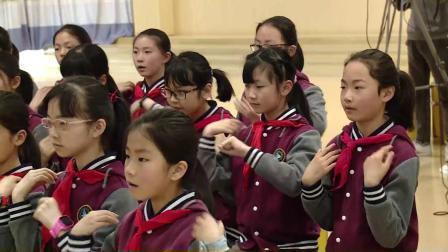 人音版音乐六下第6课《海德薇格主题》课堂教学视频实录-陈丽丹