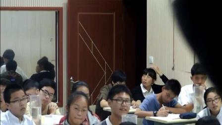 华师大版科学八上3.2《浮力》课堂实录教学视频-杨龙