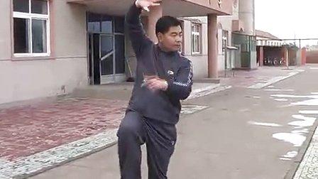 八年级体育教学视频《健身拳》体育名师工作室教学视频