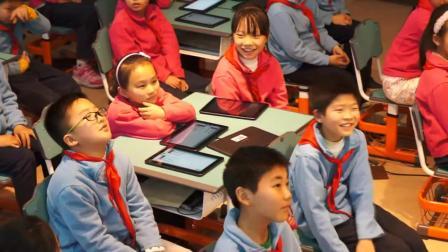 教科版小学科学五上《食物链和食物网》课堂教学视频实录-夏维
