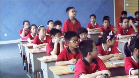 人教版英语五下第二单元《Let'stryLet'stalk》课堂教学视频实录-周荣荣
