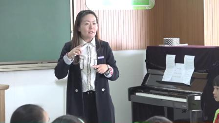 人音版六下第2课《阿细跳月》课堂教学视频实录-杨旦妮