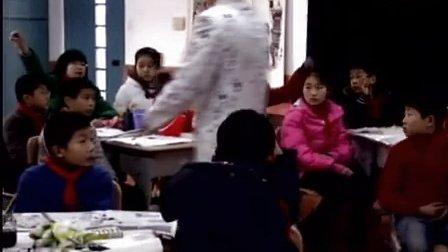 浙美版小学美术四年级《水墨画动物》优质课教学视频