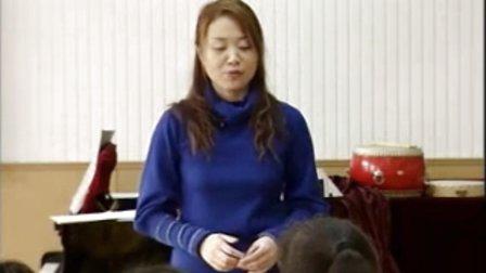 初中九年级音乐上册课例《乘着歌声的翅膀》优质课教学视频
