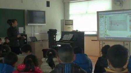 第五届电子白板大赛《春天的小河》(苏教版音乐三年级,江苏省常州市博爱小学:姜雷)