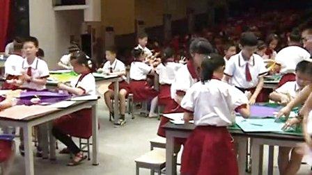 浙美版小学美术五年级《色彩的世界(一)》优质课教学视频