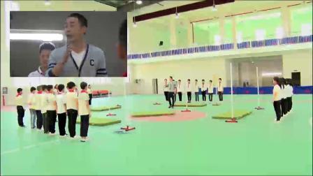 《跨越式跳高》优质课(科学版体育六下,程亮)