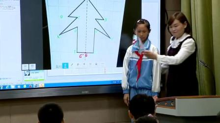 《7 图形的运动(二)-轴对称》人教2011课标版小学数学四下教学视频-贵州遵义市_红花岗区-赵娅