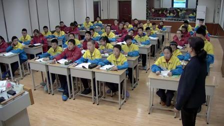 人教2011课标版生物七下-4.3.2《发生在肺内的气体交换》教学视频实录-王爱丽