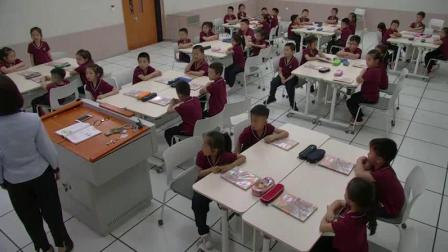 《字词句运用+日积月累》部编版小学语文一下课堂实录-吉林省-刘西茜