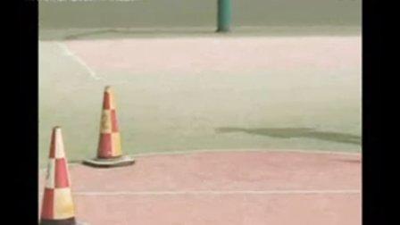 陕西省示范优质课《途中跑2-1》高一体育,眉县槐芽中学:关平