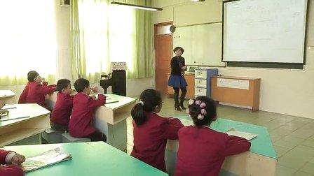 小学五年级音乐《在葡萄架下》教学视频-吴晓云