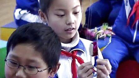 冀教版小学美术二年级上册《可爱的民间玩具》优质课教学视频