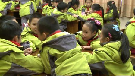 浙教版品德与社会二下《我们都是集体的一员》课堂教学视频实录-陈月波