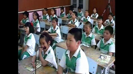 小学美术人美版二下《第14课 我们眼中的人物》北京刘建欣