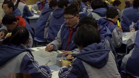 华师大版科学八上1.2《力》课堂实录教学视频-顾美丽
