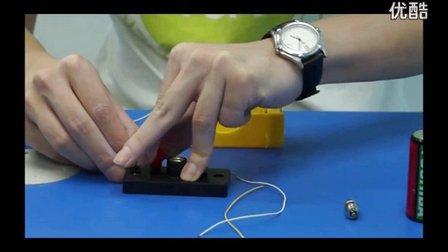小学四年级科学《简单电路》微课视频,深圳市小学科学微课大赛视频