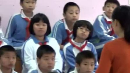 《当太阳落山》教学课例-花城版音乐五年级,海滨实验小学:欧阳帆