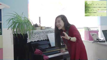 人音版六下第1课《花非花》课堂教学视频实录-舒静娜