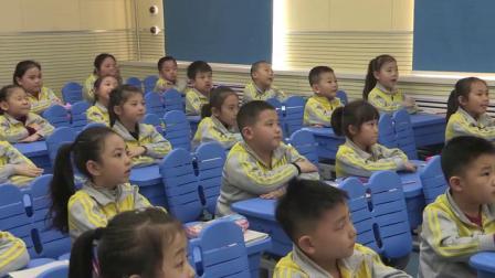 《识字加油站+字词句运用》部编版小学语文一下课堂实录-天津_滨海新区-李瑒