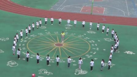 《立定跳远》三年级体育,杨孝刚