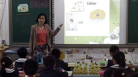 That's my family二年级英语微课育才四小李娜