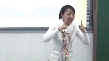 2015年《Unit3 My face》小学英语上海牛津版一上教学视频-深圳-盐港小学:王彬