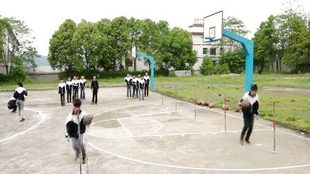高中体育《立定跳远》湖南省,2014学年度部级优课评选入围优质课教学视频