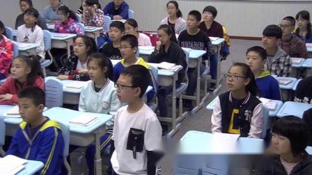 《习作》人教版小学语文六下课堂实录-天津_东丽区-闫华艳