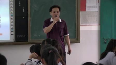 人教2011课标版生物七下-4.3.1《呼吸道对空气的处理》教学视频实录-王贵