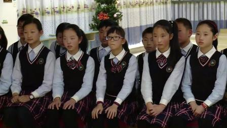 人音版音乐六下第7课《永远是朋友》课堂教学视频实录-杨辉