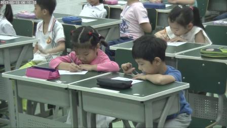 《找规律》人教2011课标版小学数学一下教学视频-天津_和平区-刘佳