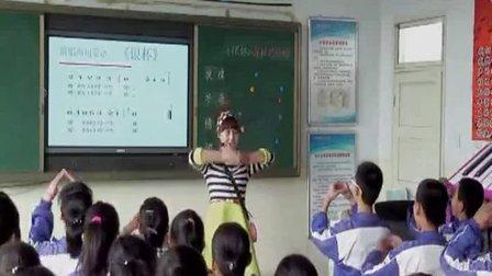 人音版七年级音乐《银杯》甘肃李燕
