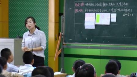 小学数学人教版五下《第6单元 解决问题》甘肃朱丽娟