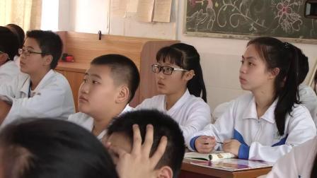 人教2011课标版生物七下-4.3.2《发生在肺内的气体交换》教学视频实录-陈慕如