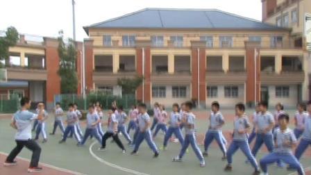 《武术:冲拳、格挡》科学版三年级体育,江苏省市级优课