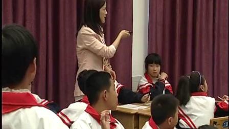 人教版英语四下第二单元《Read and write》课堂教学视频实录-赵奇飞