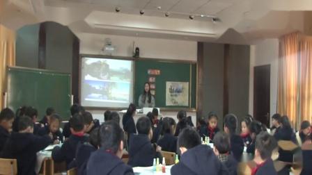 浙美版美术六下第3课《色彩风景》课堂教学视频实录-黄琼
