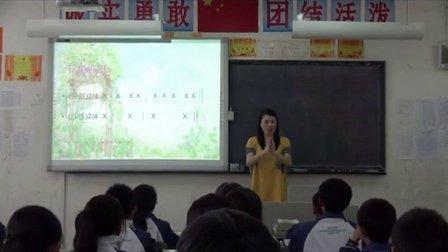 人音版七年级音乐《轻歌慢舞》四川汪巾岚