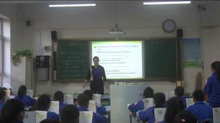 人教版英语七下 Unit 2 语法聚焦 教学视频实录(吕红杰)