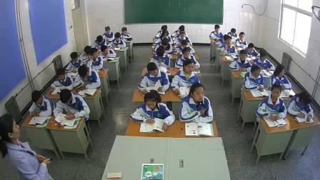 人教2011课标版生物七下-4.3.1《呼吸道对空气的处理》教学视频实录-秦仪利